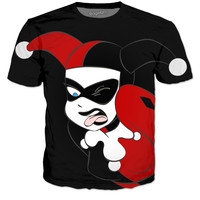 Harley Quinn Animated Series T-Shirt