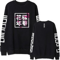 BTS Autumn Long Sleeve Shirt