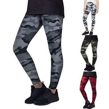 Yoga Workout Athletic Leggings