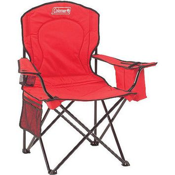 Coleman Oversized Quad Chair with Cooler Pouch - Walmart.com