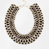 Pieces Otrina Statement Collar Necklace