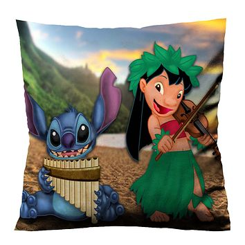 LILO AND STITCH Cushion Case Cover
