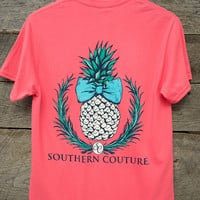 Classic Pineapple Tee | Southern Couture