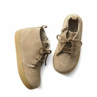 Suede mid-top sneakers | Gap