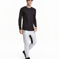Sports Pants - from H&M