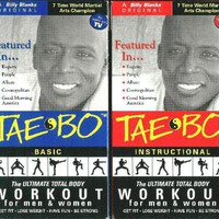 Tae-Bo Workout; Instructional and Basic (TaeBo; The ultimate total body workout for men and women)