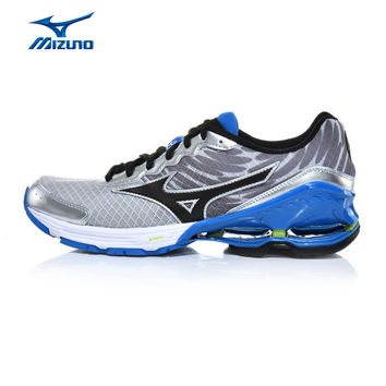MIZUNO Men's WAVE FRONTIER 9 Running Shoes Cushioning Breathable Sneakers Sports Shoes