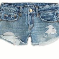 AEO 's Destroyed Festival Shortie (Medium Destroyed)