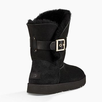 UGG Women Fashion High Tops Casual Fur Winter In Tube Boots Shoes G
