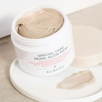 Klavuu Special Care Pearl Glow Mask – Soko Glam