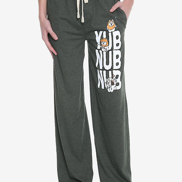 Star Wars Yub Nub Nub Guys Pajama Pants