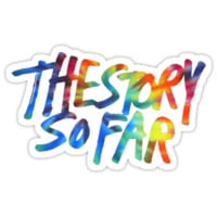The Story So Far Tie Dye