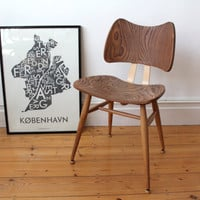 Vintage mid century 1950s Ercol butterfly chair - 4 available