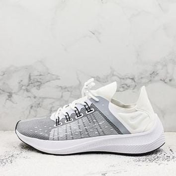 Nike Exp-x14 White Running Shoes - Best Deal Online