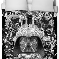 Star Wars B&W Duvet Cover