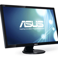 ASUS VE278H 27in Widescreen LED Backlit Monitor Black 1920x1080 2ms 2xHDMI D-Sub w/ Speakers