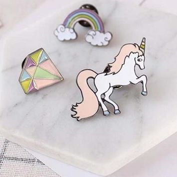 Pastel Dream Pins