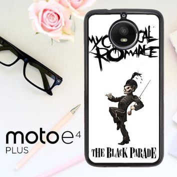 My Chemical Romance X0153 Motorola Moto E4 Plus Case