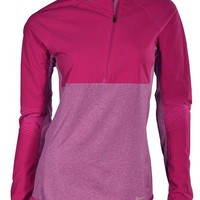 Nike Women's Sphere Dry Half-zip Running Top