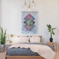 Geometric XXII Wall Hanging by tmarchev