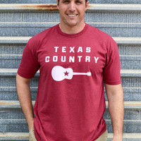 UNISEX Texas Country Tee