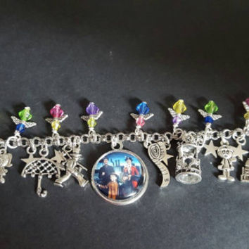 Disney mary poppins inspired charm bracelet