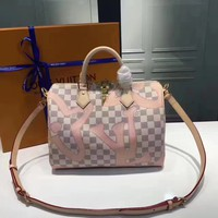 LV Louis Vuitton MONOGRAM CANVAS NEVERFULL HANDBAG SHOULDER BAG