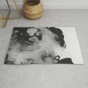 the comedown Rug by duckyb