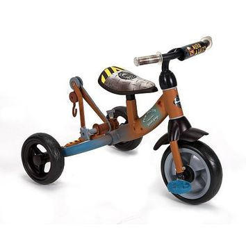 Huffy Hi-Low Trike - Disney Pixar Cars 2 - Mater