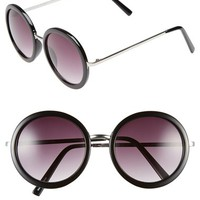 Junior Women's BP. 54mm Round Sunglasses