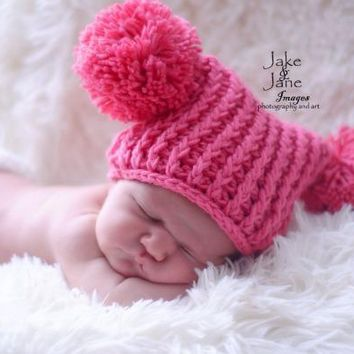 The Daisy Baby Zoe Hat (Various Colors)