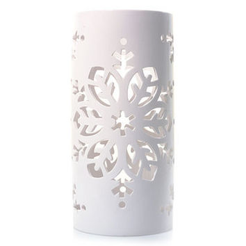 Large Snowflake Lantern : Jar Candle Holder : Yankee Candle