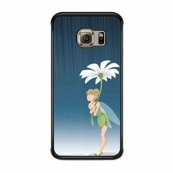 tinkerbell in tainy samsung galaxy s6 s6 edge s3 s4 s5 cases