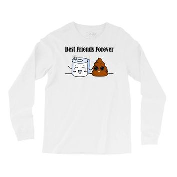 best friends forever Long Sleeve Shirts