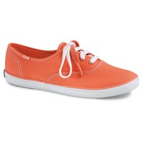 Keds Champion Women's Oxford Shoes (Orange)