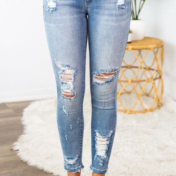 Kan Can Jacey Skinny Jeans