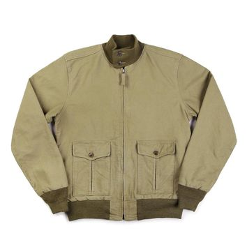 Asian size mans WUSN jacket vintage flight jacket