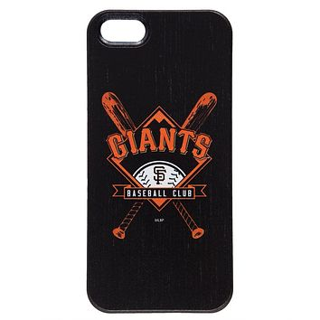 San Francisco Giants - Crossed Bat Logo iPhone 5/5S Thinshield Snap-On Case