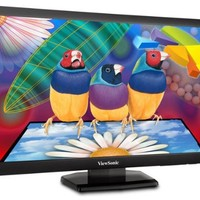 Viewsonic's VA2703 27-Inch Full HD 1080p Widescreen LCD Monitor - Black | www.deviazon.com