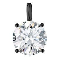 RenéSim Diamond Pendant Brilliant-Cut