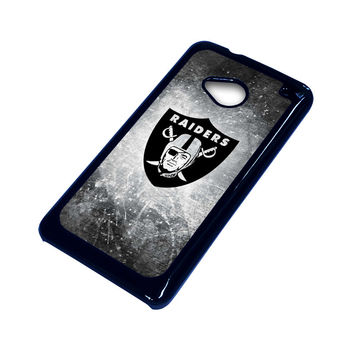 OAKLAND RAIDERS HTC One M7 Case