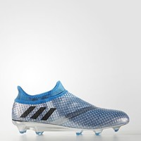 adidas Messi 16+ Pureagility Firm Ground Cleats - Silver | adidas US