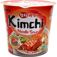 Kimchi Noodle Soup Cups by Nongshim – VeganEssentials Online Store