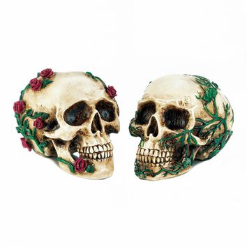 HIs and Her Skull Set