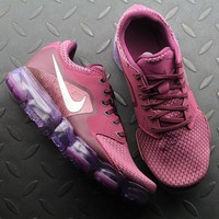 2018 Nike Air VaporMax CS Tea Berry SILVER 917962-600 Sport Running Shoes - Best Online Sale