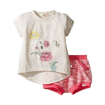 Appaman Kids Tee and Bubble Shorts Set (Infant)