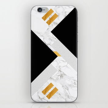 Classical Glorify iPhone & iPod Skin by cadinera