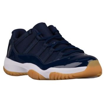 Jordan Retro 11 Low - Boys' Grade School at Foot Locker