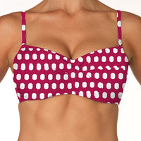 Sunsets Separates Vanilla Kiss - Underwire Twist Bandeau Top