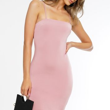 What I Like Dress - Pink